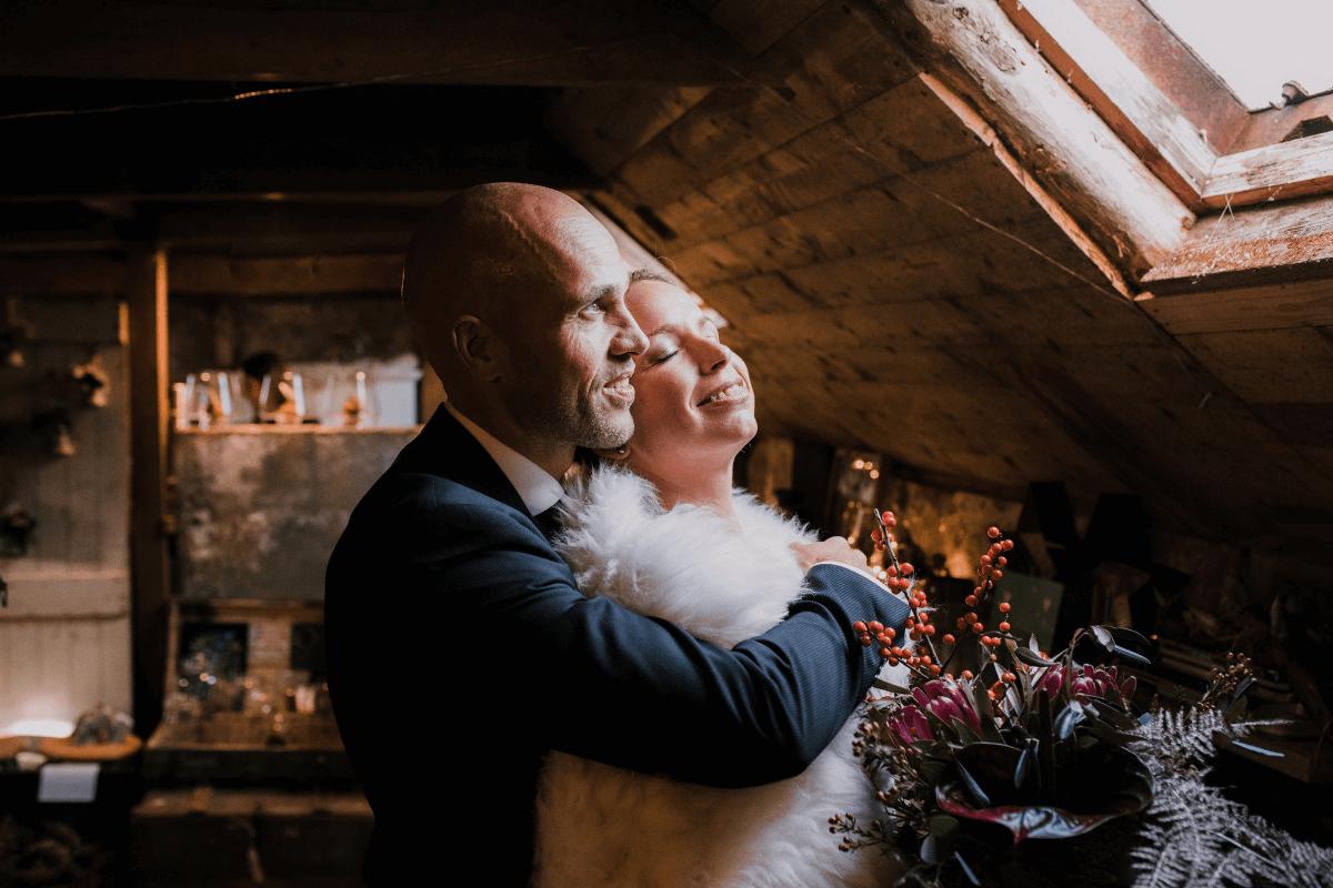 Winter Glow Wedding