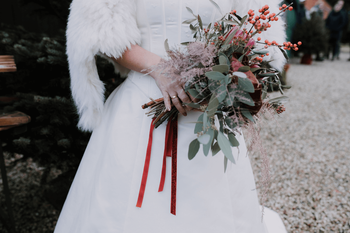 Winter Glow Wedding